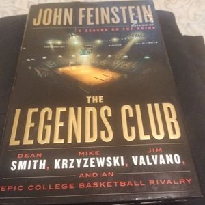 NWT The Legends Club Book